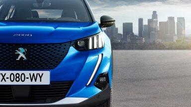 Peugeot 1008: la futura SUV elettrica di piccole dimensioni