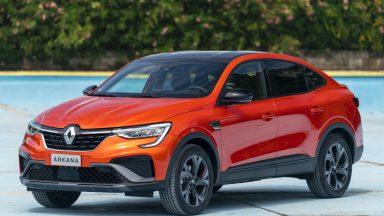 Renault Arkana: ultime novità e la promozione di giugno 2021