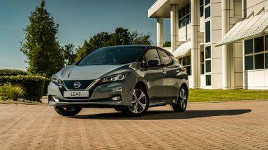 Nissan Leaf: il sistema sonoro Canto col Model Year 2021
