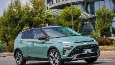 Nuova Hyundai Bayon: la gamma italiana della piccola SUV