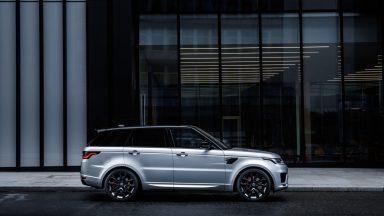 Land Rover: allo studio la nuova Range Rover Sport
