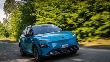 Hyundai Driving Experience: la Kona Electric in prova per 3 giorni