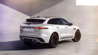 Jaguar F-Pace: la nuova versione speciale R-Dynamic Black