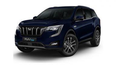 Mahindra XUV700: in arrivo la nuova SUV di medie dimensioni
