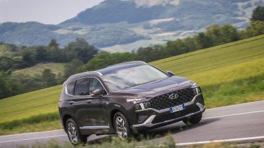 Nuova Hyundai Santa Fe: ecco la versione Plug-In Hybrid