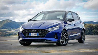 Hyundai i20: ecco la nuova versione speciale Techline