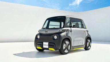 Opel Rocks-e: nuova microcar a propulsione elettrica