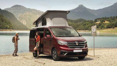 Renault Trafic SpaceNomad: la nuova variante da camper