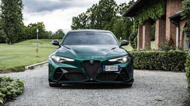 Alfa Romeo Giulia Sportwagon: la sorpresa del restyling?