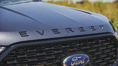 Ford Everest: la nuova generazione per il mercato europeo?