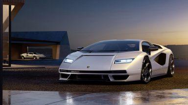 Nuova Lamborghini Countach: in arrivo anche la Roadster?