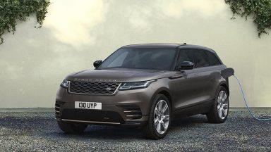 Land Rover Range Rover Velar: la nuova gamma Model Year 2022