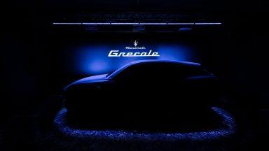 Maserati Grecale: la nuova SUV sarà anche elettrica