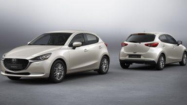 Mazda 2: in arrivo la rinnovata gamma Model Year 2022
