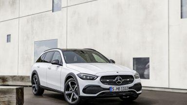 Mercedes-Benz Classe C All-Terrain: ecco l'inedita variante