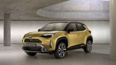 Nuova Toyota Yaris Cross: in arrivo sul mercato italiano