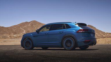 Volkswagen Touareg: allo studio l'inedita variante coupé?