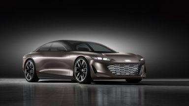 Audi grandsphere concept: la futura ammiraglia elettrica