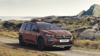 Dacia Jogger: la nuova crossover compatta a sette posti