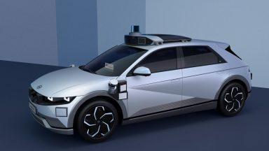Hyundai Ioniq 5: la versione Robotaxi ad IAA Mobility 2021