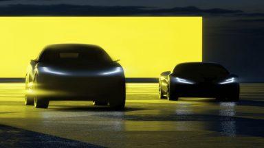 Lotus: in arrivo quattro modelli a propulsione elettrica