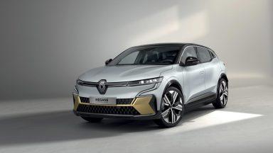 Renault Mégane E-Tech Electric: la nuova crossover elettrica