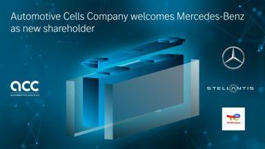 Mercedes-Benz: nuovo partner di Stellantis per ACC