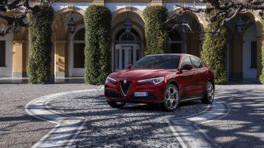 Alfa Romeo Stelvio: la versione speciale 6C Villa d'Este