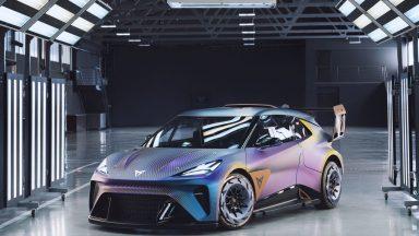 Cupra Urban Rebel: la concept car sportiva ed elettrica