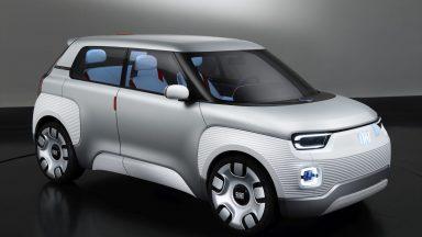 Fiat Panda: nel 2023 la nuova generazione solo elettrica