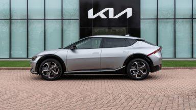 Kia EV4: la futura SUV compatta a propulsione elettrica