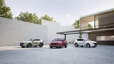 Mazda CX-5: in arrivo la nuova gamma Model Year 2022