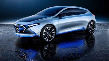 Mercedes-Benz EQA: dal 2025 anche la compatta elettrica