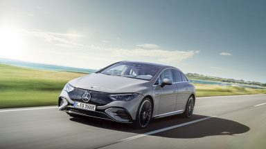 Mercedes-Benz: a tutta elettricità ad IAA Mobility 2021