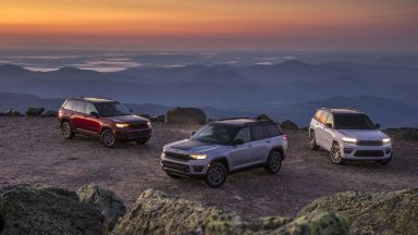 Jeep Grand Cherokee: ecco la nuova generazione anche ibrida