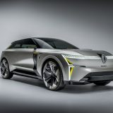 Renault Scénic: la prossima generazione sarà solo elettrica