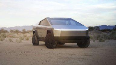 Tesla: per il Cybertruck se ne riparla a fine 2022