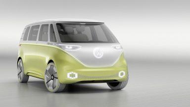 Volkswagen ID.Buzz: in arrivo la versione di serie elettrica