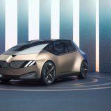BMW i0: il futuro modello solo a propulsione elettrica