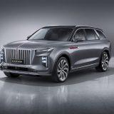 Hongqi e-HS9: nuova SUV elettrica per il mercato europeo