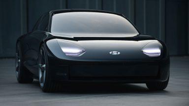 Hyundai Ioniq 6: la futura berlina a propulsione elettrica