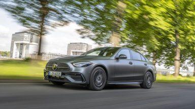 Mercedes-Benz: novità ibride per la nuova Classe C e la GLE