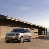 Nuova Land Rover Range Rover: ecco la quinta generazione