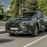 Nuova Lexus NX: ecco la gamma per il mercato italiano