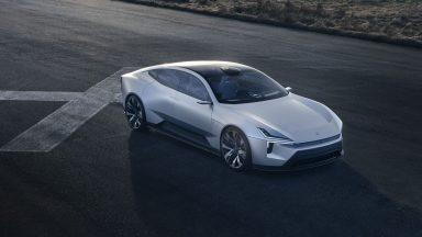 Polestar: allo studio altre tre auto a propulsione elettrica