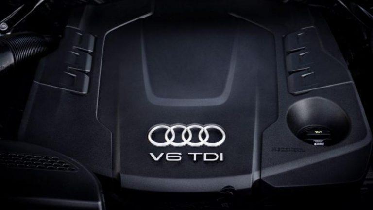 Foto del motore di Audi Q5 Q5 45 TDI Business quattro tiptronic