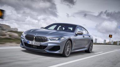 BMW Serie 8: il restyling di metà carriera per la supercar