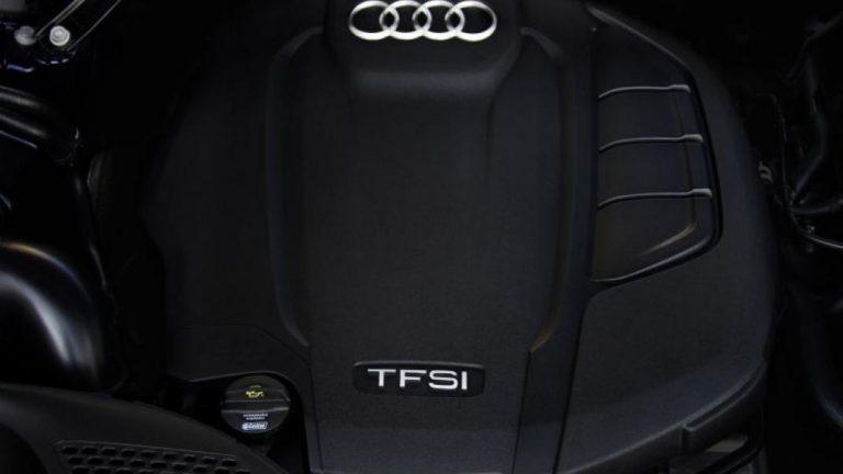 Foto del motore di Audi Q5 Q5 50 TDI S Line Plus quattro tiptronic