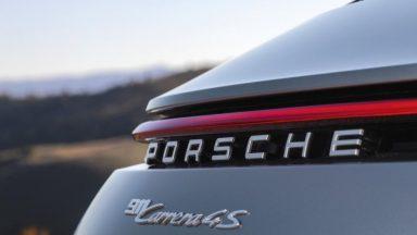 Porsche: sospesa per due settimane la produzione in Germania