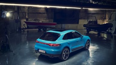 Porsche: tutto pronto per la produzione della Macan electric